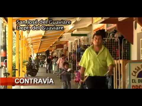 """""""Cultivos de Coca en Colombia"""" Parte1-CONTRAVÍA"""