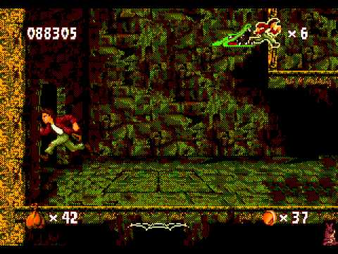 [TAS] Genesis Pitfall - The Mayan Adventure by Dooty in 11:01,9