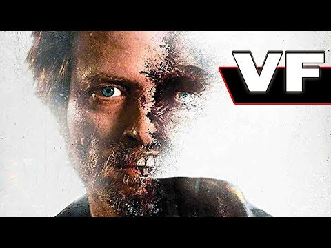 INVISIBLE Bande Annonce VF ✩ Film Homme Invisible (2017)