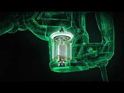 Gama de Herramientas Brushless AC Innovación de Hitachi