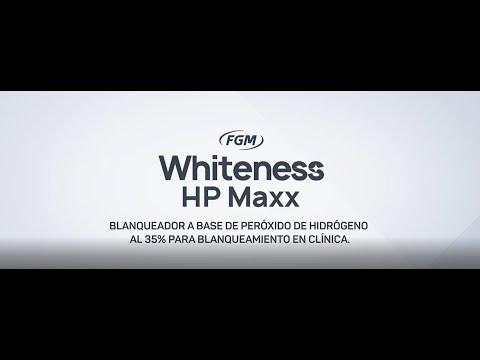 [ESP] Paso a Paso: Whiteness HP Maxx