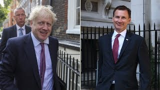 video:  Boris Johnson confirmed as new Prime Minister as he wins Tory leadership - latest news