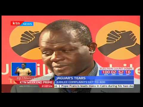 Jubilee worries have started with some aspirants crying foul and contemplating a move: KTNPrime pt 1