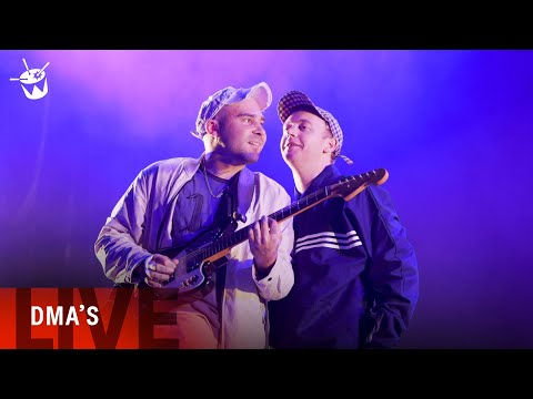 DMA'S - 'Believe' (Cher cover) at Splendour In The Grass 2018 (видео)