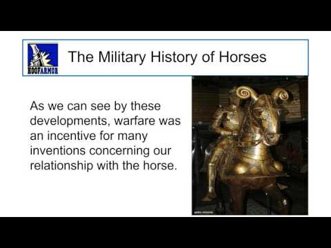 , title : 'The Military Invention of Horseshoes MP4 Narration 3 24 2017