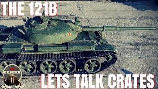 121B The Crate Tank World of Tanks Blitz