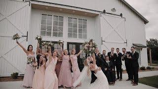 The Barn At Grace Hill | Kansas Wedding Video | Outdoor Barn Wedding