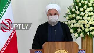 """Iran: Rouhani vows to """"stand beside Iraq"""" as he meets with PM Al-Kadhimi in Tehran"""