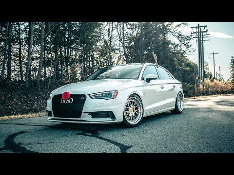 Audi A3 Gets New Wheels!