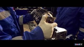 Испытания моторных масел Mobil1