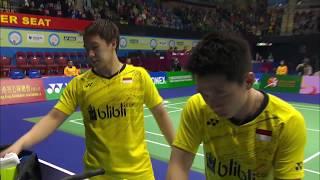 Yonex-Sunrise Hong Kong Open 2017 | Badminton F M2-MD | Gid/Suk vs Con/Kol