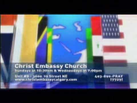 CHRIST EMBASSY CALGARY VIDEO INVITE