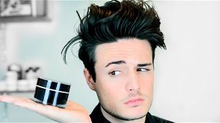 Mens Hair | How to Apply Hair Product | 6 Tips