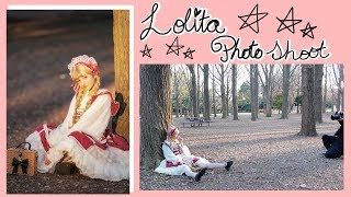 Modelling A Lolita Dress || My Life In Japan