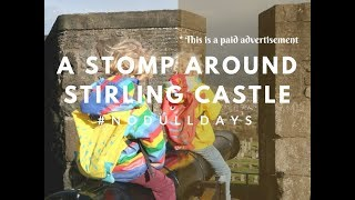 Stirling Castle With Kids