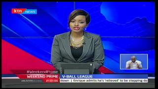 KTN Weekend Sports bulletin with Sophia Wanuna - 04/03/2017