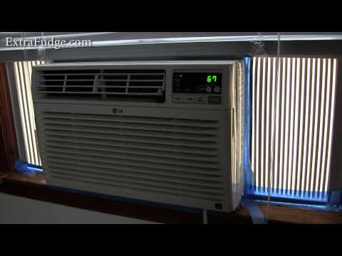 LG LW8012ER 8000 BTU Window Air Conditioner Review