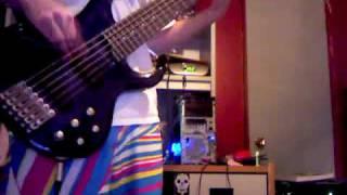 Strung Out - Six Feet Bass Cover