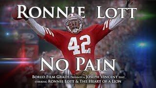 Ronnie Lott - No Pain