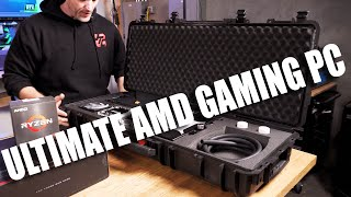 Ultimate ALL AMD Gaming PC Build – Part 1