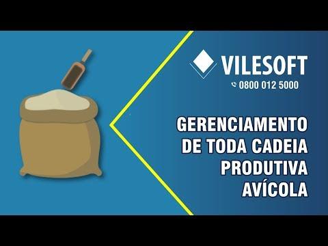 Imagem Gestão de Avicultura / Vilesoft ERP