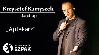 """Krzysztof Kamyszek stand-up - """"Aptekarz"""" - pełny program"""