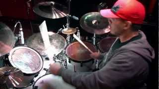 "10 Years - ""Backlash"" Drum Lesson Video (Brian)"