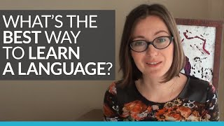 Can you learn a language just by listening?