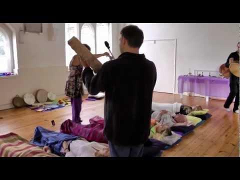 Sound Healing Academy - Sound Bath: Part 1 - YouTube