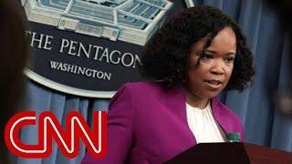 Pentagon chief spokeswoman under investigation