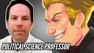 Political Science Professor Reviews Tonight We Riot (Communist video game) • Professionals Play