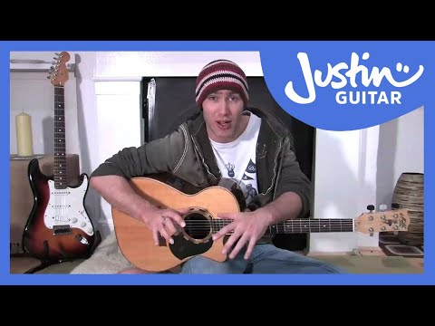 Stage 1 Practice Schedule (Guitar Lesson BC-119) Guitar for beginners Stage 1