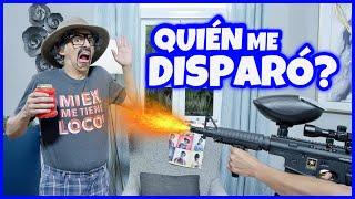 Daniel El Travieso - Alguien Me Disparó Con Una Gotcha!