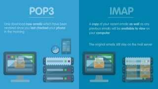 POP3 vs IMAP, which one should you choose? | 123-reg Support