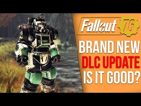Fallout 76's Brand New DLC Update Is Here...and it's actually pretty good
