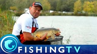 preview picture of video 'Scaling Down For Carp With Will Raison - Fishing TV'