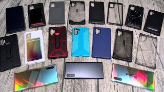 Samsung Galaxy Note 10/10 Plus Cases - UAG, Speck, VRS and Seidio
