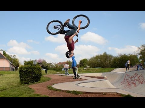 Hamilton Park BMX & MTB Session April 2014 - #MNV