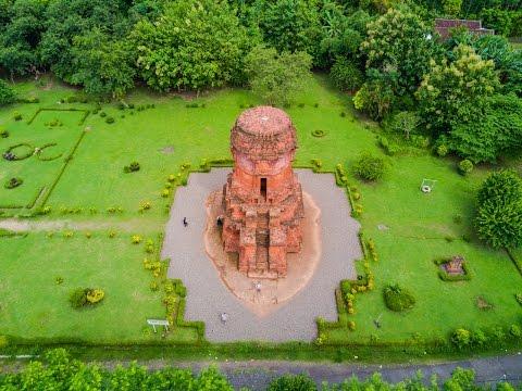 Jabung Temple (Bajrajinaparamitapura) in 4K