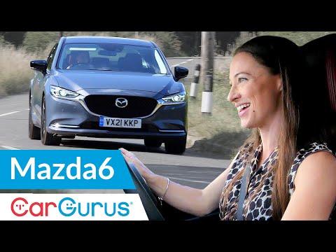 Mazda6 Kuro Edition 2021 Review: Still plenty to like about this big saloon | CarGurus UK