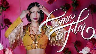 Video Como La Flor de Ángela Aguilar