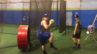 Explosive Med Ball Exercise for Power Pitchers