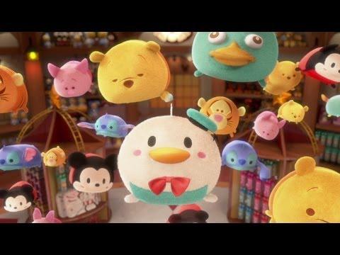 Disney Tsum Tsum App Trailer | Disney