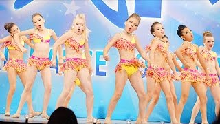 Dance Precisions - Proud Mary (Molly Long Choreography)