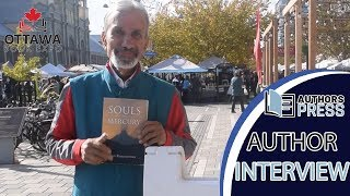 Ottawa Book Expo | Raju Ramanathan Interview