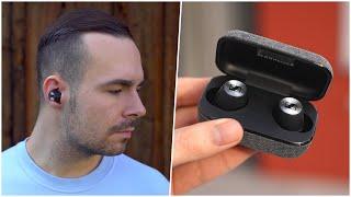 Die neue Referenz? - Sennheiser MOMENTUM True Wireless 2 Review (Deutsch) | SwagTab