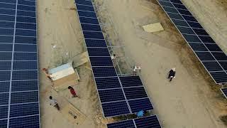 Lar Solar Farm 2019