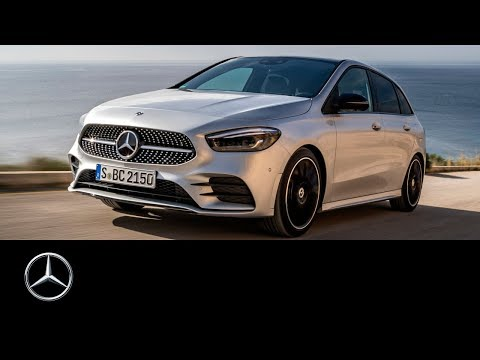 Mercedes-Benz B-Class (2019): Test Drive With Jessicann