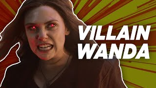 Is Wanda The Villain In Doctor Strange In The Multiverse Of Madness?