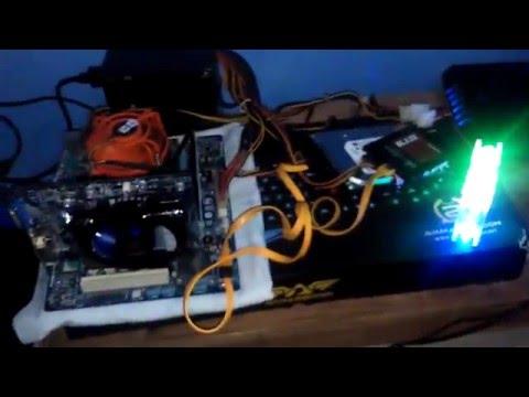 Video [Tips PC Hack] Cara Menghidupkan PC Tanpa Tombol Power Casing